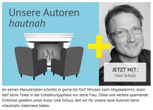 Homepage des fontis-Verlags