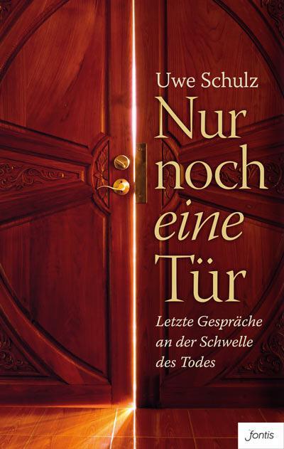 Buchcover Nur noch eine Tür