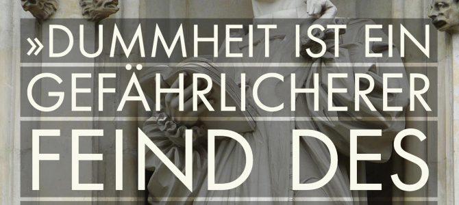 Bonhoeffer heute